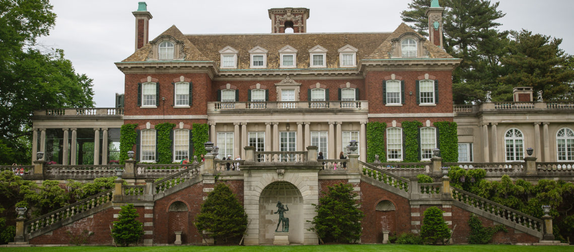 Old Westbury Gardens Mansion