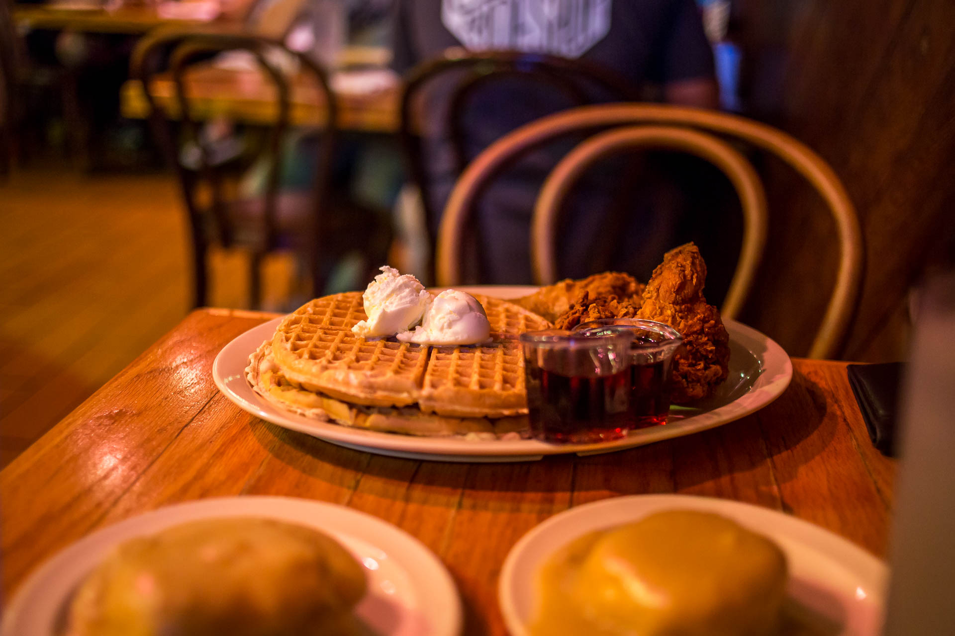 Roscoe's Fried Chicken and Waffles
